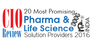 20 Most Promising Pharma & Life Sciences Solution Providers 2016