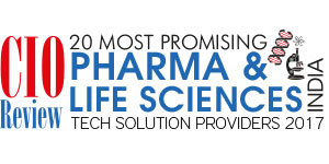 20 Most Promising Pharma and Life Sciences Technology Solution Providers - 2017