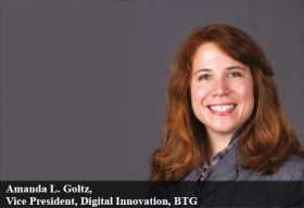 Amanda L. Goltz, Vice President, Digital Innovation, BTG